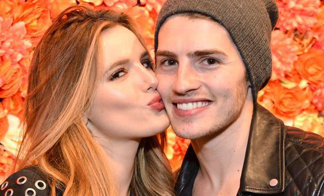 Bella Thorne and Gregg Sulkin are total ex goals