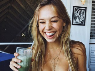 Instagram star Alexis Ren gets real about her body image issues