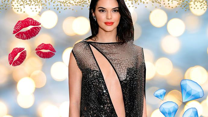 The secret behind Kendall Jenner's 2017 Met Gala dress