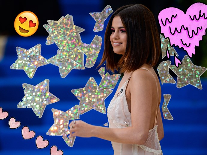 Did Selena Gomez just hint that she's releasing new music?