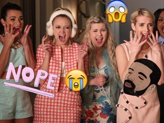 'Scream Queens' has officially been cancelled and we can't even