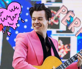 Harry Styles is 'relieved' to be free from pressure of One Direction