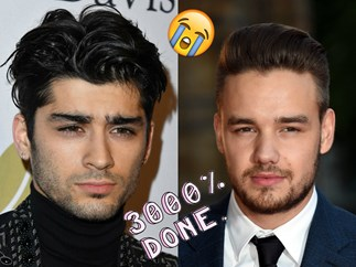 SHOTS FIRED: Liam Payne threw shade at Zayn and we don't know how to feel