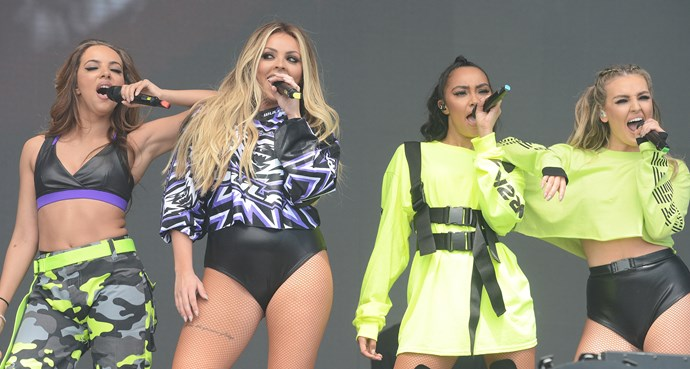 Perrie Edwards is in big trouble over this on-stage stunt