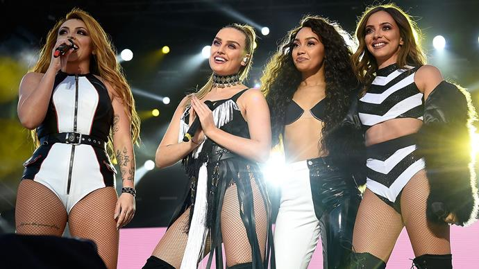 Viewers slammed Little Mix's outfits and fans were NOT having it