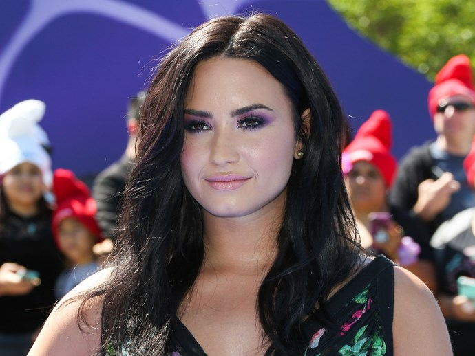 Demi Lovato just shaded the hell outta this celeb again