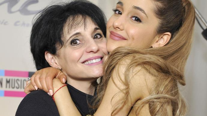 What Ariana Grande's mum did during the One Love Manchester concert will make you cry happy tears