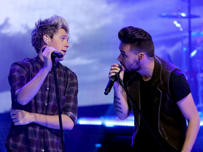Liam Payne praised Niall Horan's performance and our hearts can't deal