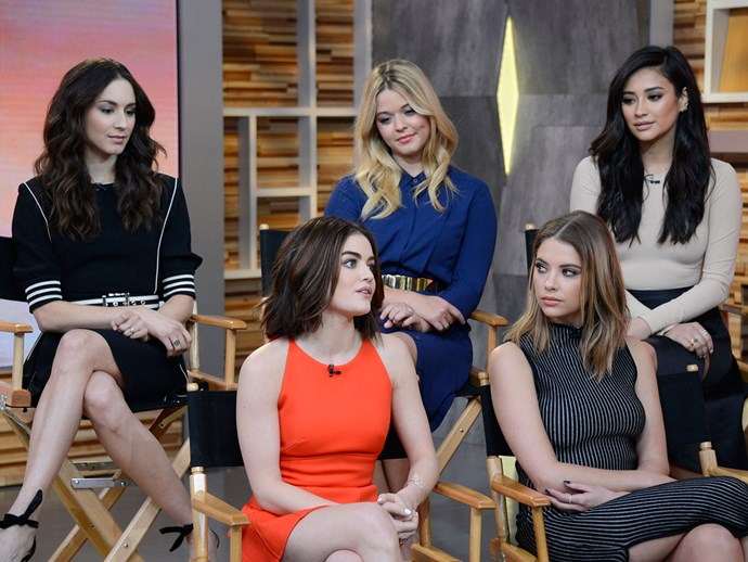 Shay Mitchell spills on the final 'Pretty Little Liars' scene that had everyone in tears