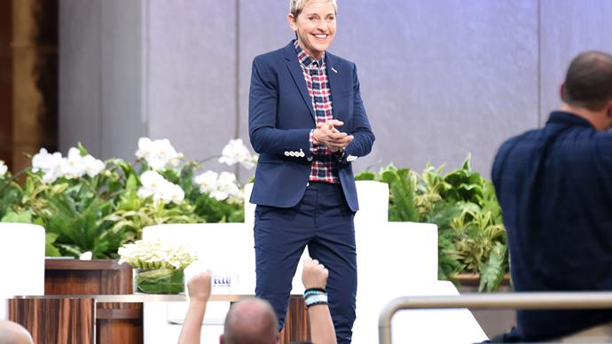 Ellen DeGeneres calls out an audience member who stole from her gift shop