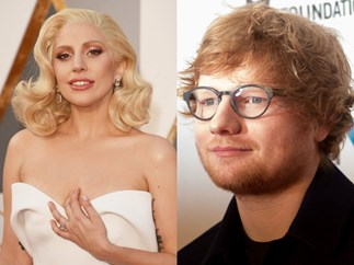 Lady Gaga defends Ed Sheeran after her fans force him off Twitter