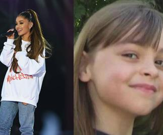 Ariana Grande paying tribute to the youngest Manchester bombing victim will make you cry