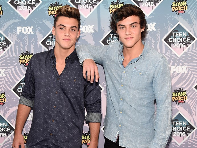 A definitive guide to the Dolan twins' tattoos