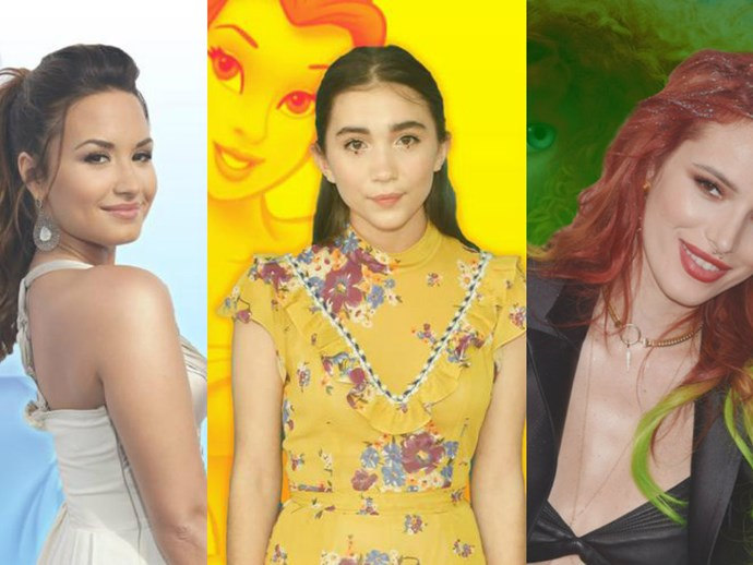 8 Disney Channel ~kweens~ reveal their fave Disney princess