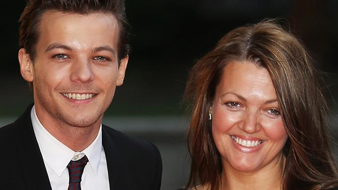 Louis Tomlinson's mum's dying wish will make you cry forever