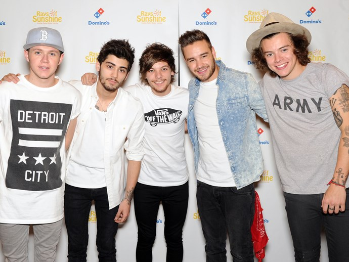 All the sweet things the One Direction boys have said to each other since the hiatus began