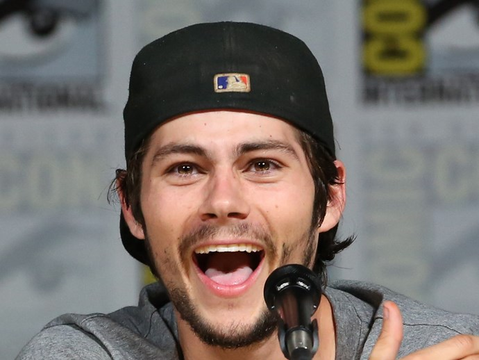 Dylan O'Brien says he wasn't supposed to be in the Teen Wolf finale