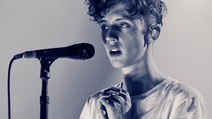 Troye Sivan just made a HUGE change to his look and we're so here for it