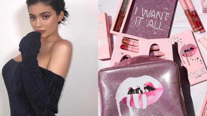 Fans are NOT happy with Kylie Jenner's 20th birthday makeup collection