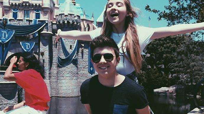 Disney channel stars that we totally forgot dated IRL