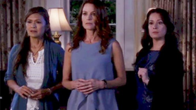 Marlene King FINALLY revealed how the mums of 'Pretty Little Liars' escaped the basement