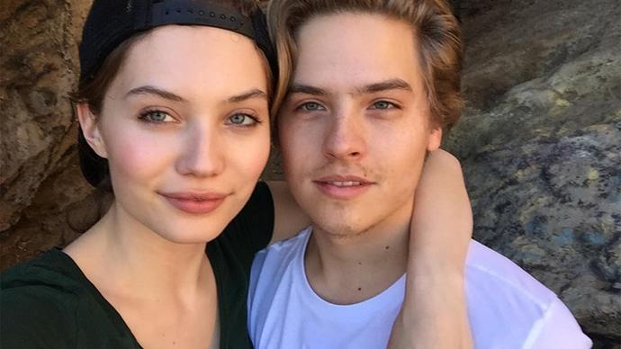 Dylan Sprouse apparently cheated on GF Dayna Frazer and we can't even deal rn