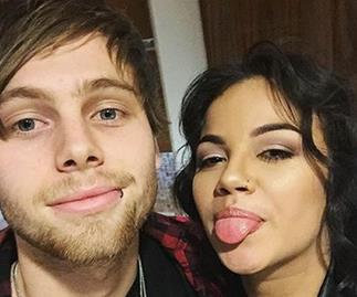 Luke Hemmings' ex Arzaylea just went nuclear on the 5SOS boys
