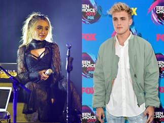 Sabrina Carpenter threw shade at Jake Paul and fans are loving it