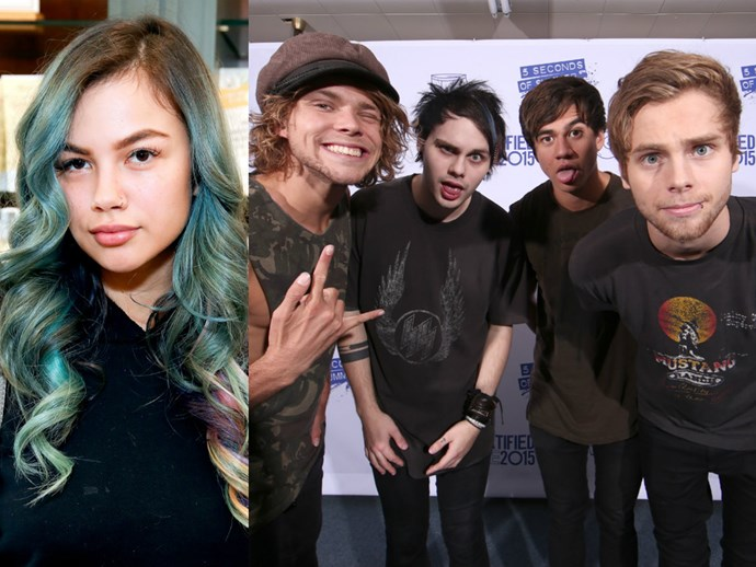 Arzaylea throws more shade at Luke Hemmings in a cryptic post