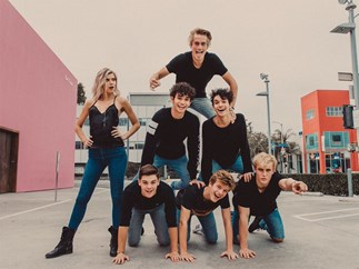 Jake Paul and Team 10 aren't allowed to film in their house anymore