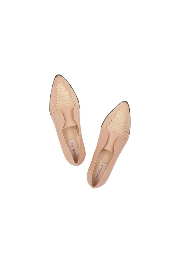 "Loafers, approx 195, My Suelly, <a href=""http://www.theoutnet.com/en-AU/product/My-Suelly/Serge-stitched-leather-loafers/521411"">theoutnet.com</a>"