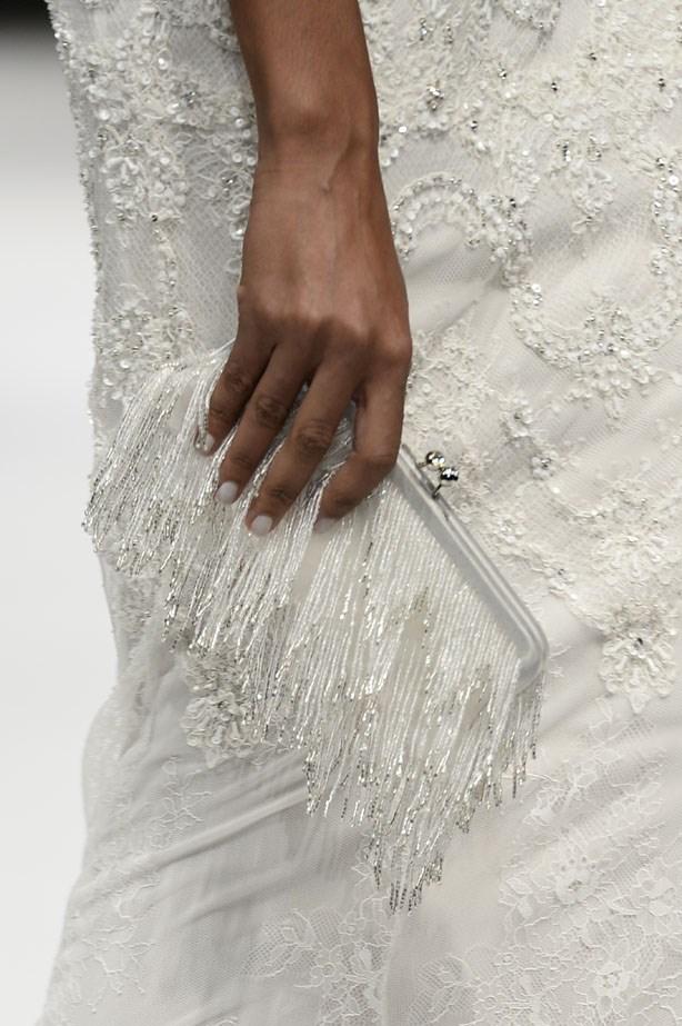 Badgley Mishka Bridal Fashion Week Autumn Winter 2015