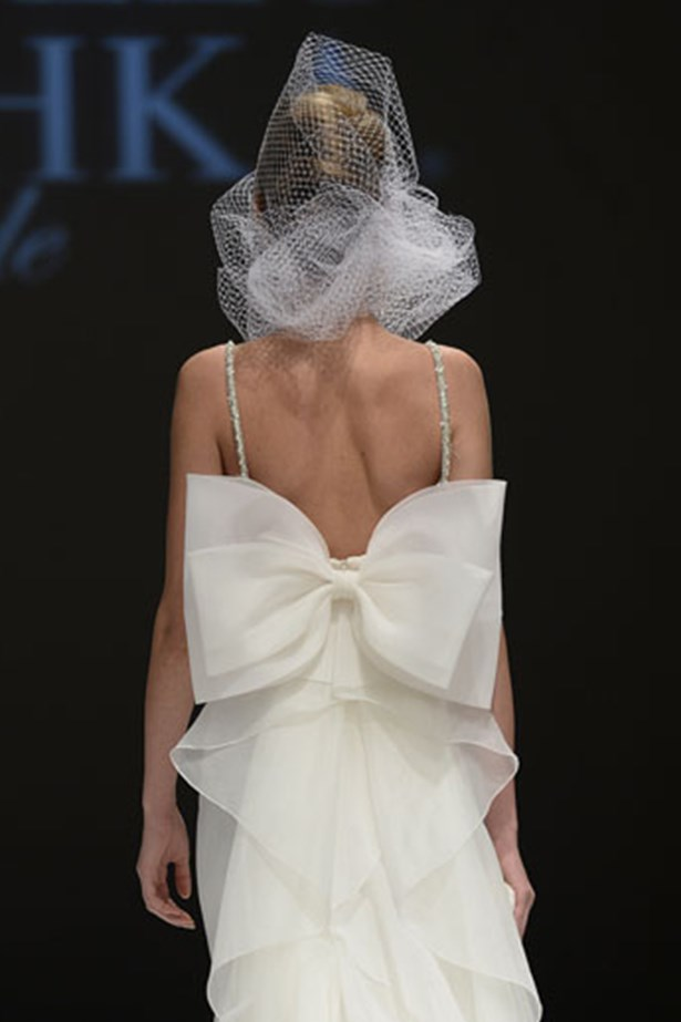 Badgley Mishka Bridal Fashion Week Autumn Winter 2015