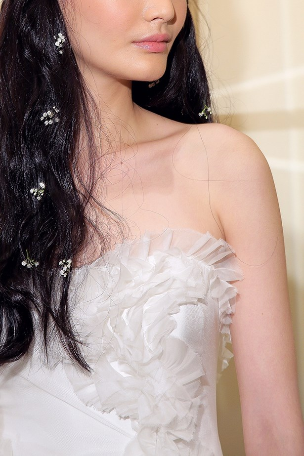 Marchesa Bridal Fashion Week Autumn Winter 2015