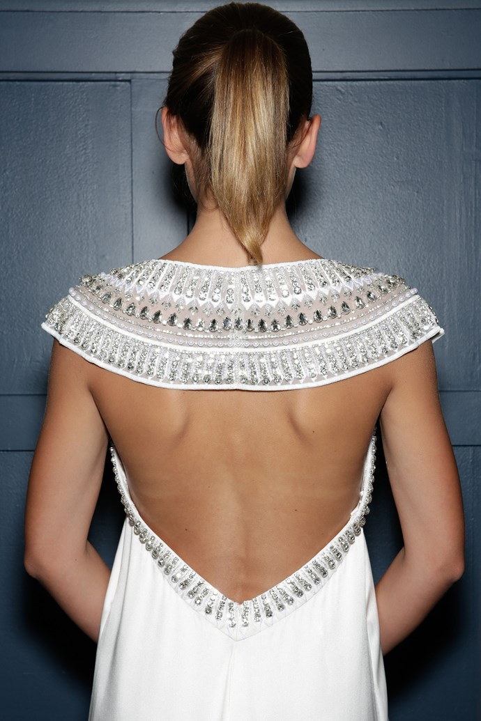 Temperley London Bridal Fashion Week Autumn Winter 2015