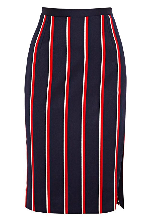Skirt, $811, Altuzarra, net-a-porter.com