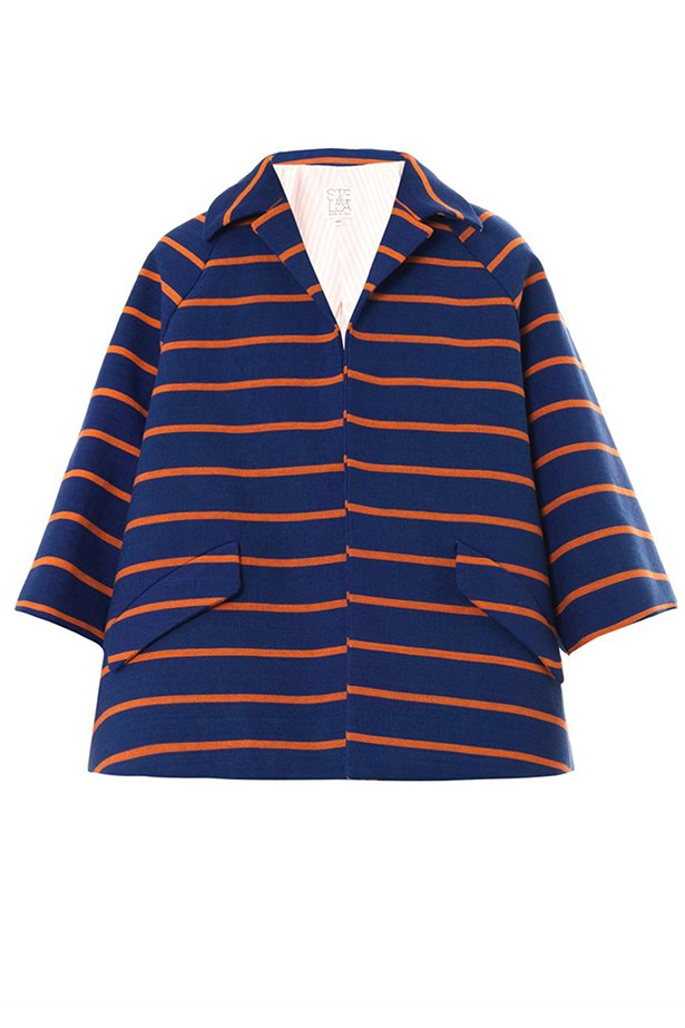 Jacket, $853, Stella Jean, matchesfashion.com