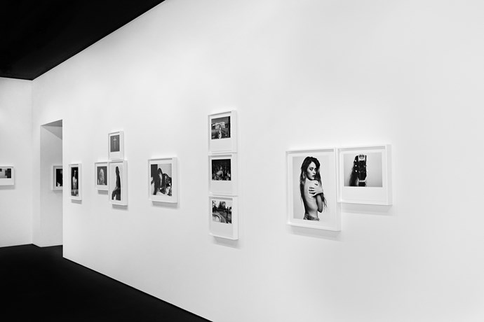 """<strong>The exhibition to see and be seen at in Paris is Hedi Slimane's 'Sonic' show</strong><br><BR> For the last 15 years, especially between his stint at Dior Homme and Saint Laurent, Hedi Slimane has been fully immersed in the LA, Paris and NYC music scenes, having photographed some of the most iconic personalities of rock and roll, from  Lou Reed to Amy Winehouse, Sky Ferreira, Courtney Love, Pete Doherty and more. Ahead of his Saint Laurent Paris show, the designer-cum-photographer will be showing some of his most insightful works to date as part of an exhibition at the Fondation Pierre Bergé-Yves Saint Laurent in Paris. Featuring portraits of rock and roll icons and Saint Laurent Muses, candid imagery and video installations that nod to the LA and London DIY music scenes, the exhibition is a must for anyone that worships at the altar of Slimane. H<em>edi Slimane: Sonic. Fondation Pierre Bergé-Yves Saint Laurent in Paris until January 11, 2015. <a href=""""http://fondation-pb-ysl.net/en/Hedi-Slimane-Sonic-727.html"""">fondation-pb-ysl.net </a> </em>"""