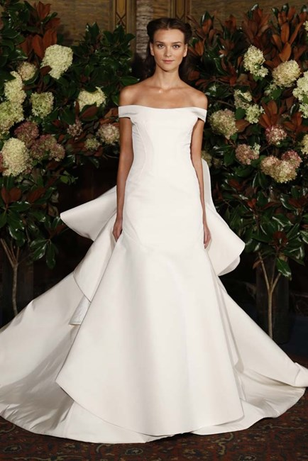 Austin Scarlett Bridal Fashion Week Autumn Winter 2015