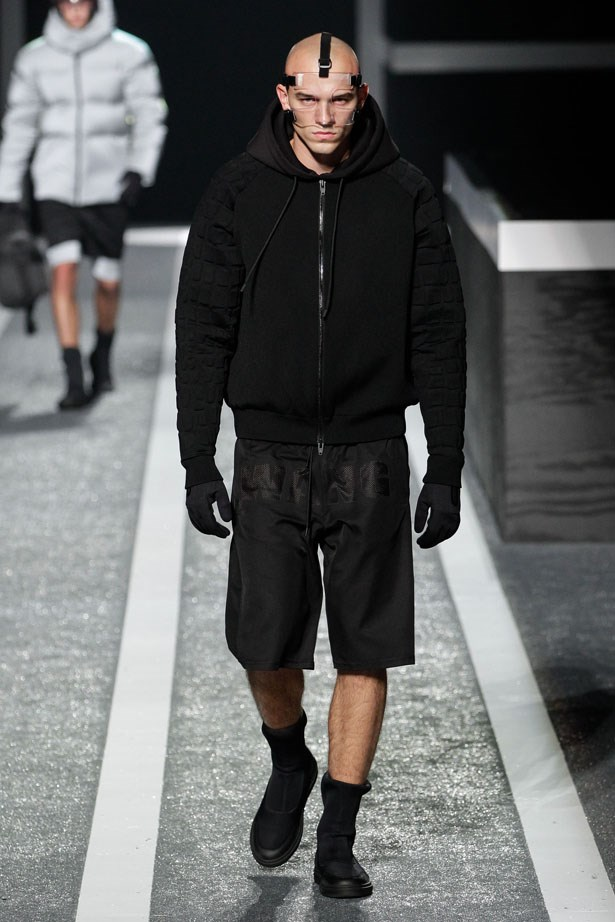 Alexander Wang X H&M fashion show
