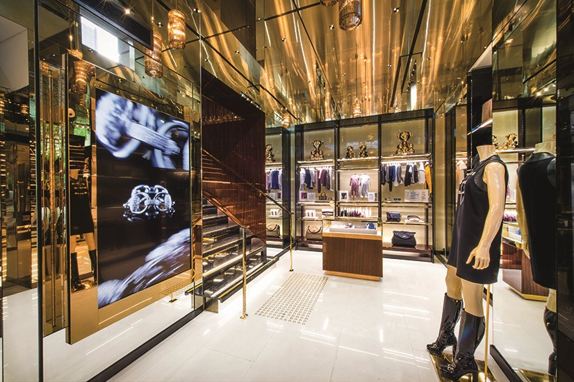 gucci his and hers take a peek inside the new melbourne
