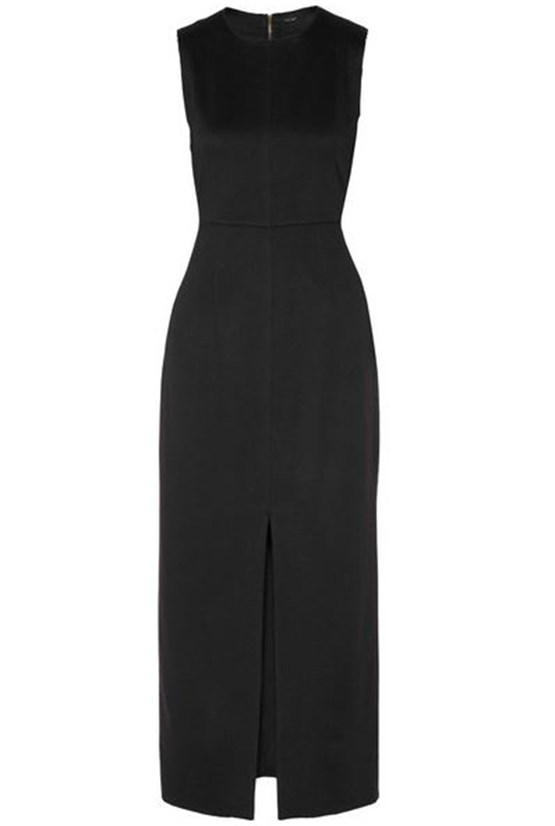 "Dress, $2,822, Adam Lippes, <a href=""http://www.net-a-porter.com/product/461914/Adam_Lippes/cashmere-maxi-dress"">net-a-porter.com</a>"