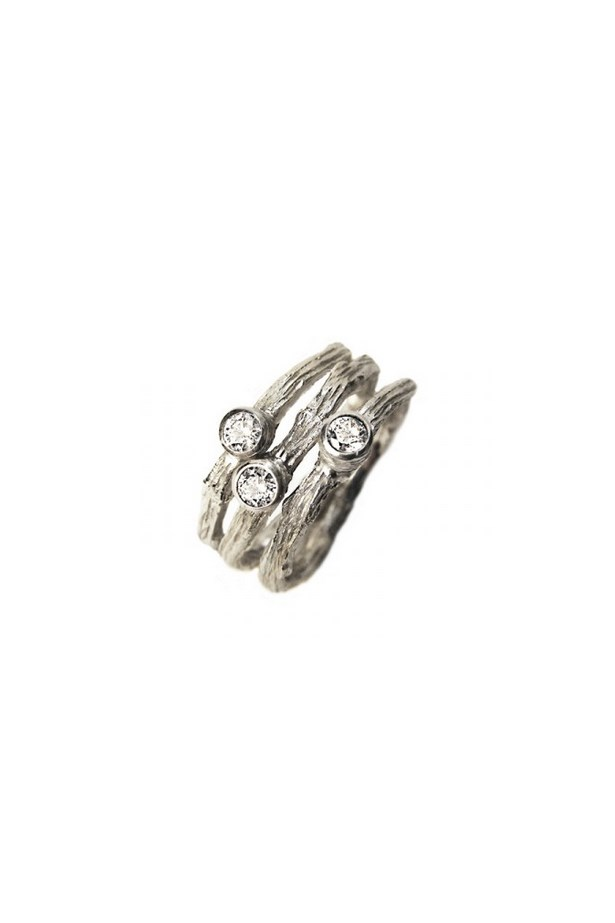 "<strong>Under $1,000</strong> <br><br> Rings, $495 - $595, Melissa Harris, <a href=""http://www.melissaharrisjewellery.com/shop/twiggy-rings/"">melissaharrisjewellery.com</a>"