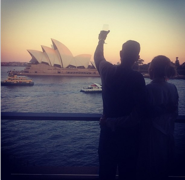 Giuliana Rancic's Sydney Travel Diary