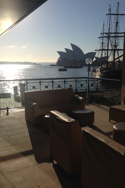 Giuliana Rancic's Sydney Travel Diary
