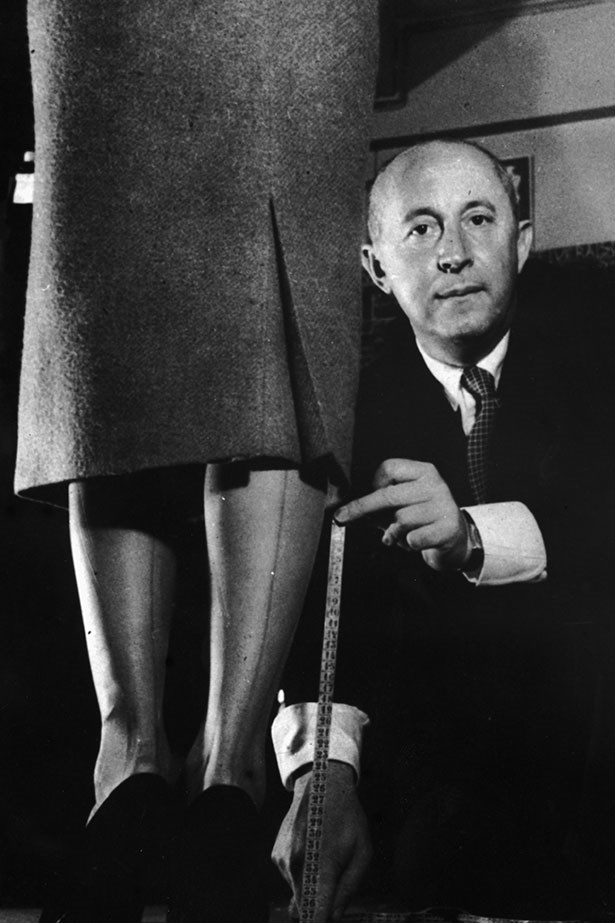 'You can never take too much care over the choice of your shoes. Too many women think that they are unimportant, but the real proof of an elegant woman is what is on her feet.' <br><br> - Christian Dior