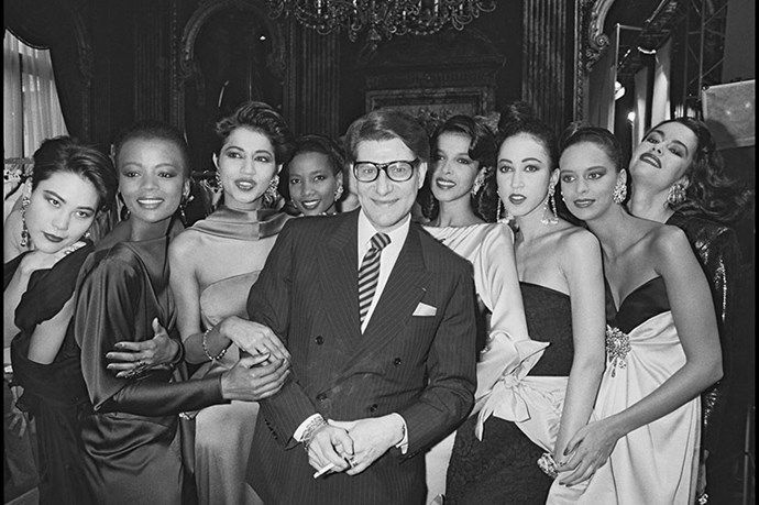 'Fashions fade, style is eternal.' <br><br> - Yves Saint Laurent
