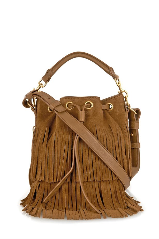 Bag, $2,239, Saint Laurent, matchesfashion.com