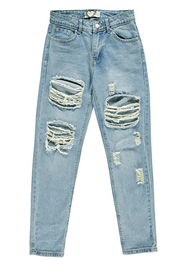 Jeans, $50, BooHoo.com, boohoo.com