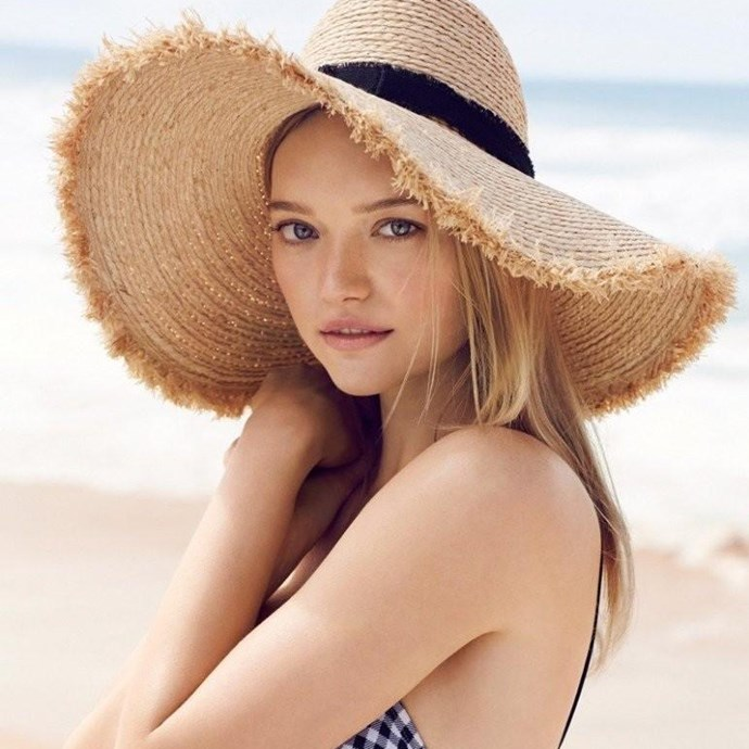 """<strong>8. Gemma Ward:</strong> <br><br> OK, so this might be a little unlikely... BUT given Ward's recent return to both high fashion runway work (<a href=""""http://www.elle.com.au/news/fashion-news/2014/9/gemma-ward-back-on-the-runway/"""">Prada</a>) and chain store campaigns (Country Road), it's not <em>that </em>much of a stretch. IMAGINE. <br><br> Image courtesy of <a href=""""http://www.elle.com.au/news/fashion-news/2014/9/elle-exclusive-country-road-launches-into-sportswear/"""">Country Road</a>"""
